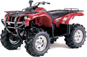 oversize atv tire and wheel package deal